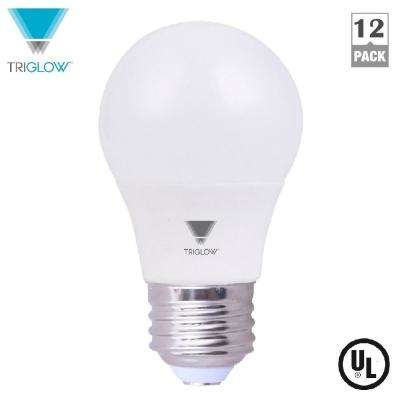 6.5-Watt A15 LED Appliance Light Bulb Daylight (12-Pack)