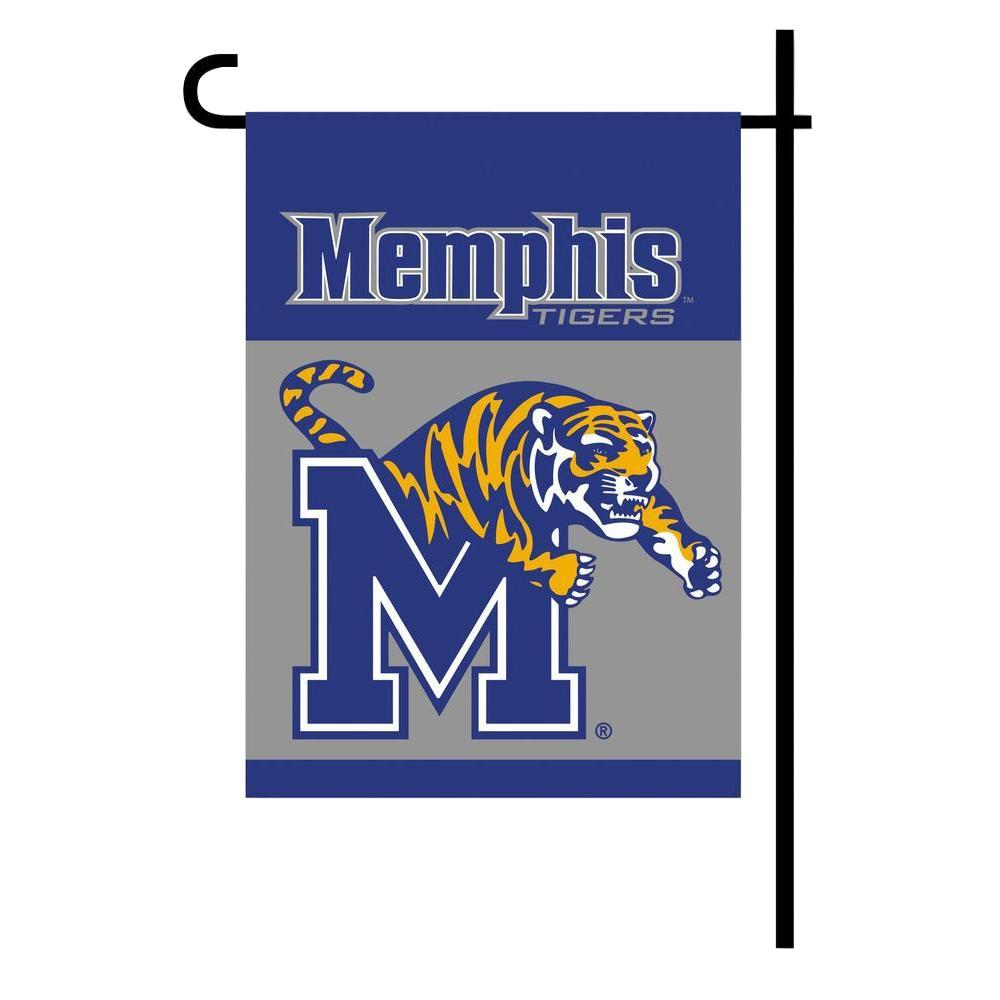 NCAA Memphis Tigers 2-sided Garden 1 ft. x 1.5 ft. Flag