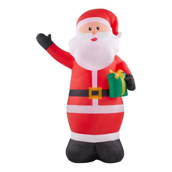 6.5 ft. Inflatable Santa