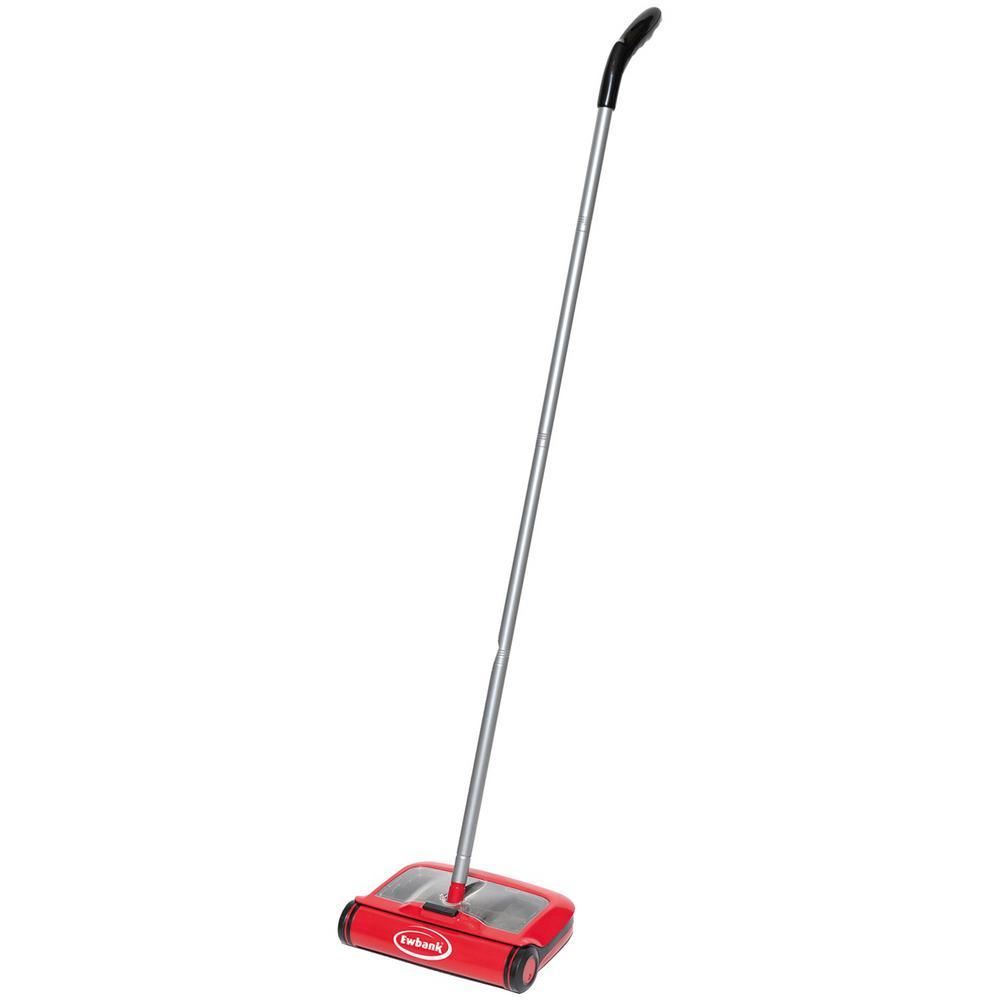 Ewbank Hard Floor Sweeper with Microfiber Duster
