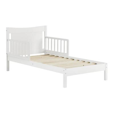 Baby Relax Merlyn  Toddler White Bed