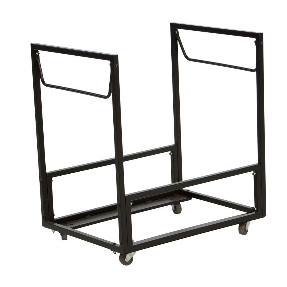Lifetime Residential Chair Cart in Black