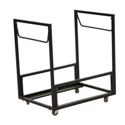 Residential Chair Cart in Black