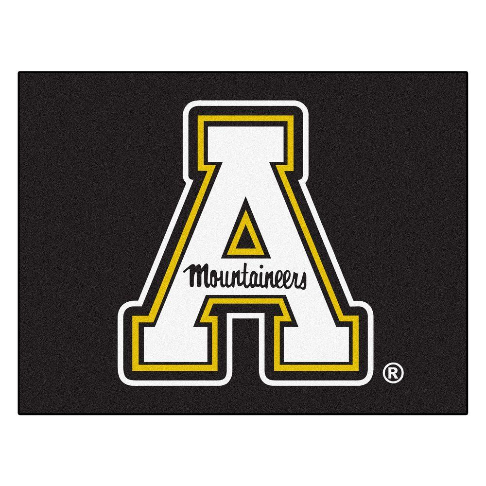 Appalachian State University 2 ft. 10 in. x 3 ft. 9