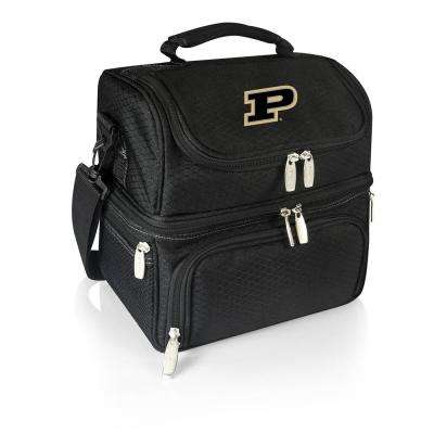 Pranzo Black Purdue Boilermakers Lunch Bag
