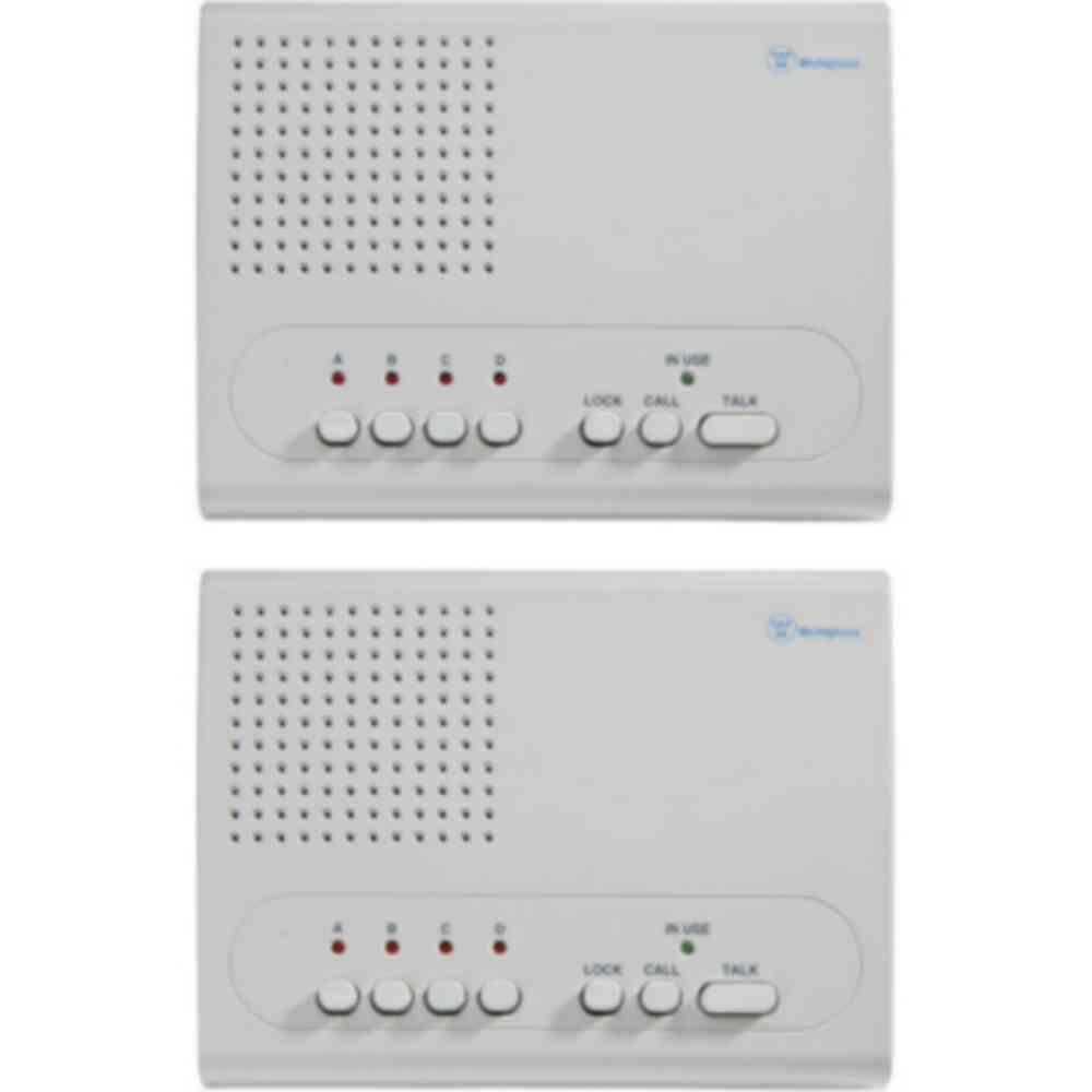 Westinghouse 4-Channel Intercom System-DISCONTINUED