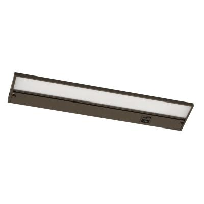 Koren 14 in. LED Rubbed Bronze Under Cabinet Light