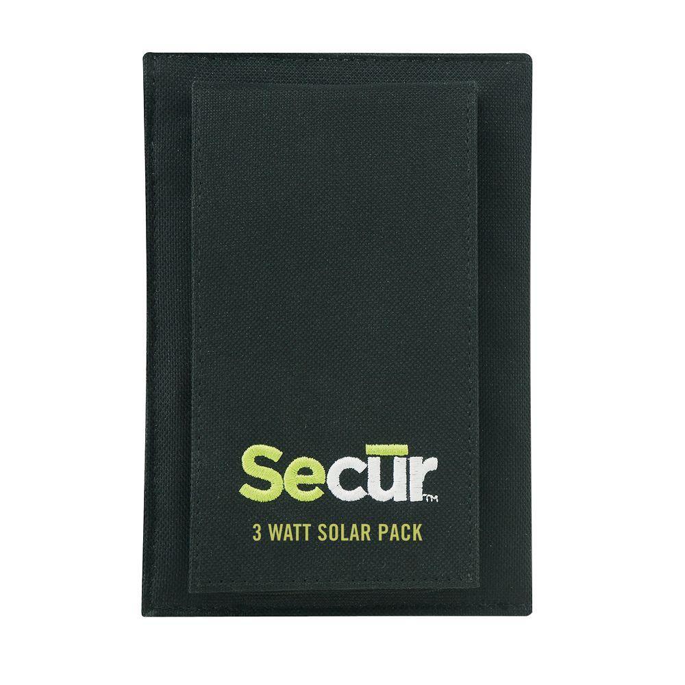 3-Watt Solar Pack