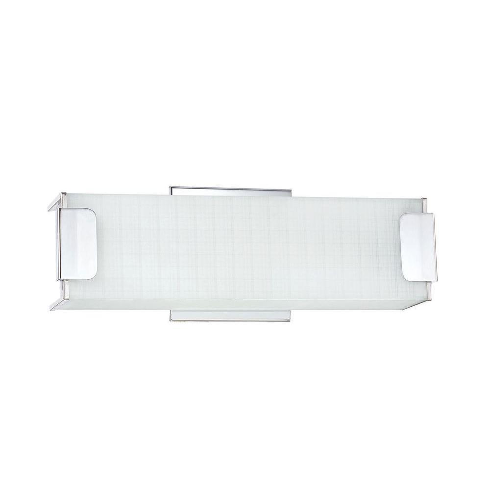 Filament Design Albane 3-Light Chrome Bath Vanity Light