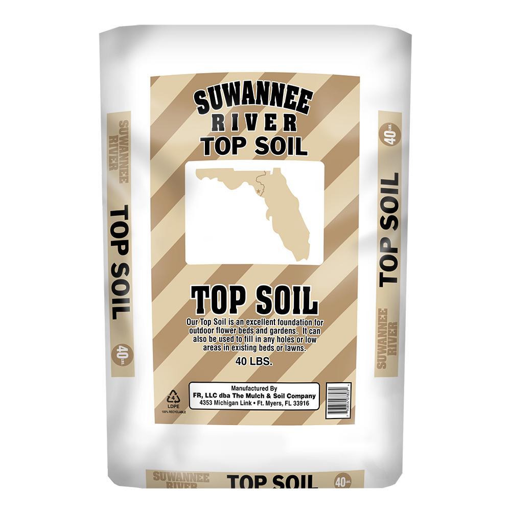 40 lbs. Top Soil