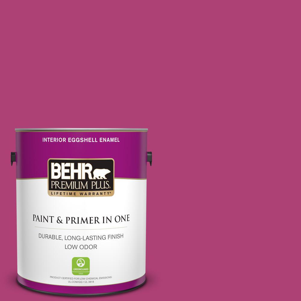 100b 7 Hot Pink Eggshell Enamel Low Odor