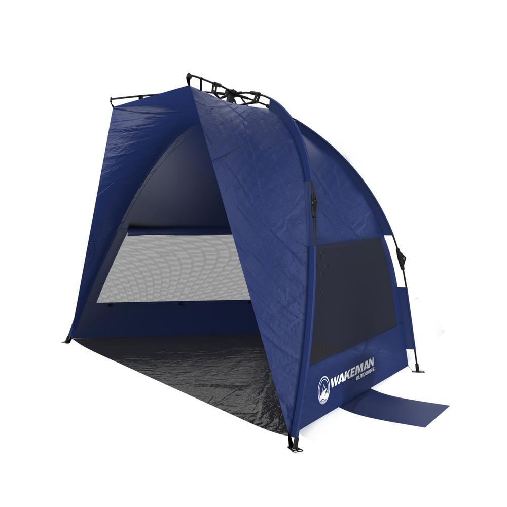 Wakeman Outdoors 2-Person Beach Tent