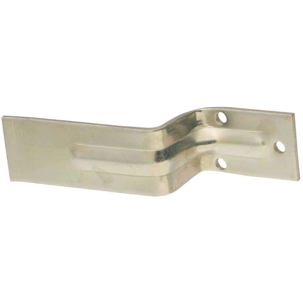 National Hardware 1/4 in. Zinc Plated Bar Holder-SPB15 OPEN BAR ...