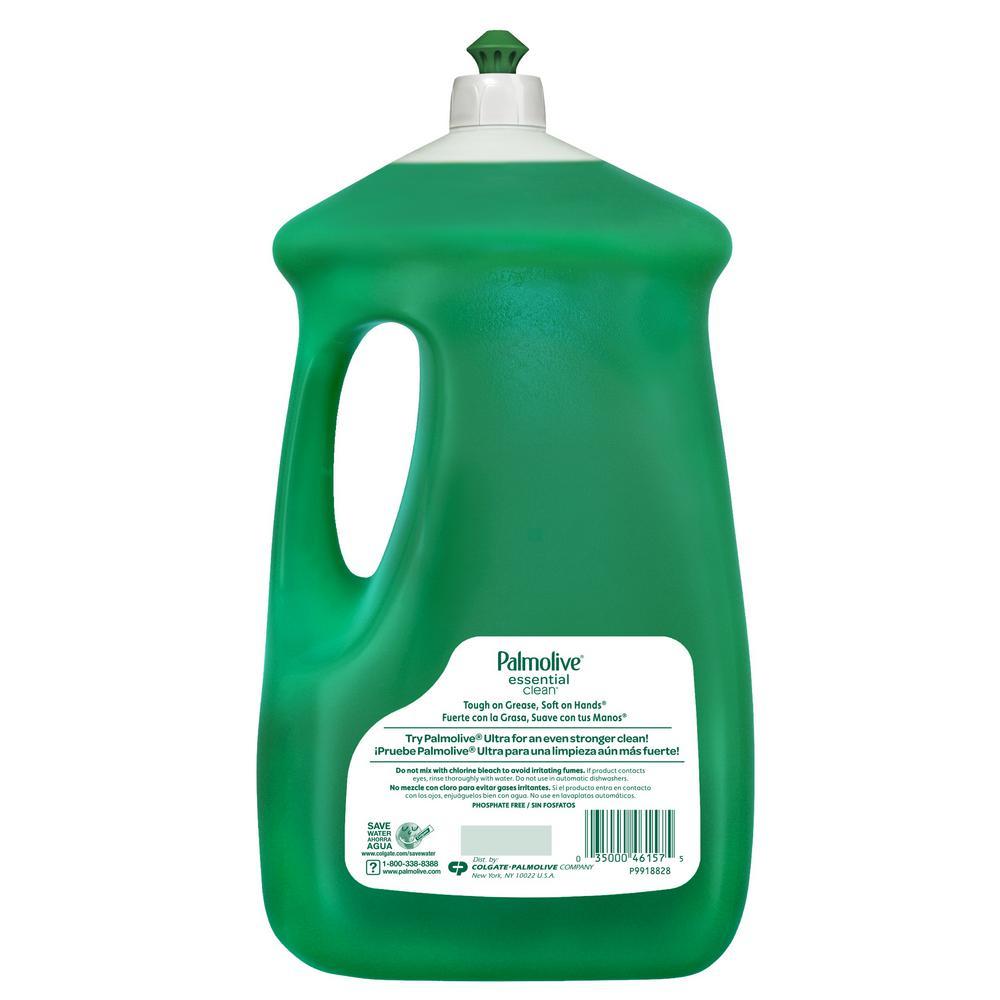 Palmolive 90 Oz Dish Liquid Soap 46157 The Home Depot
