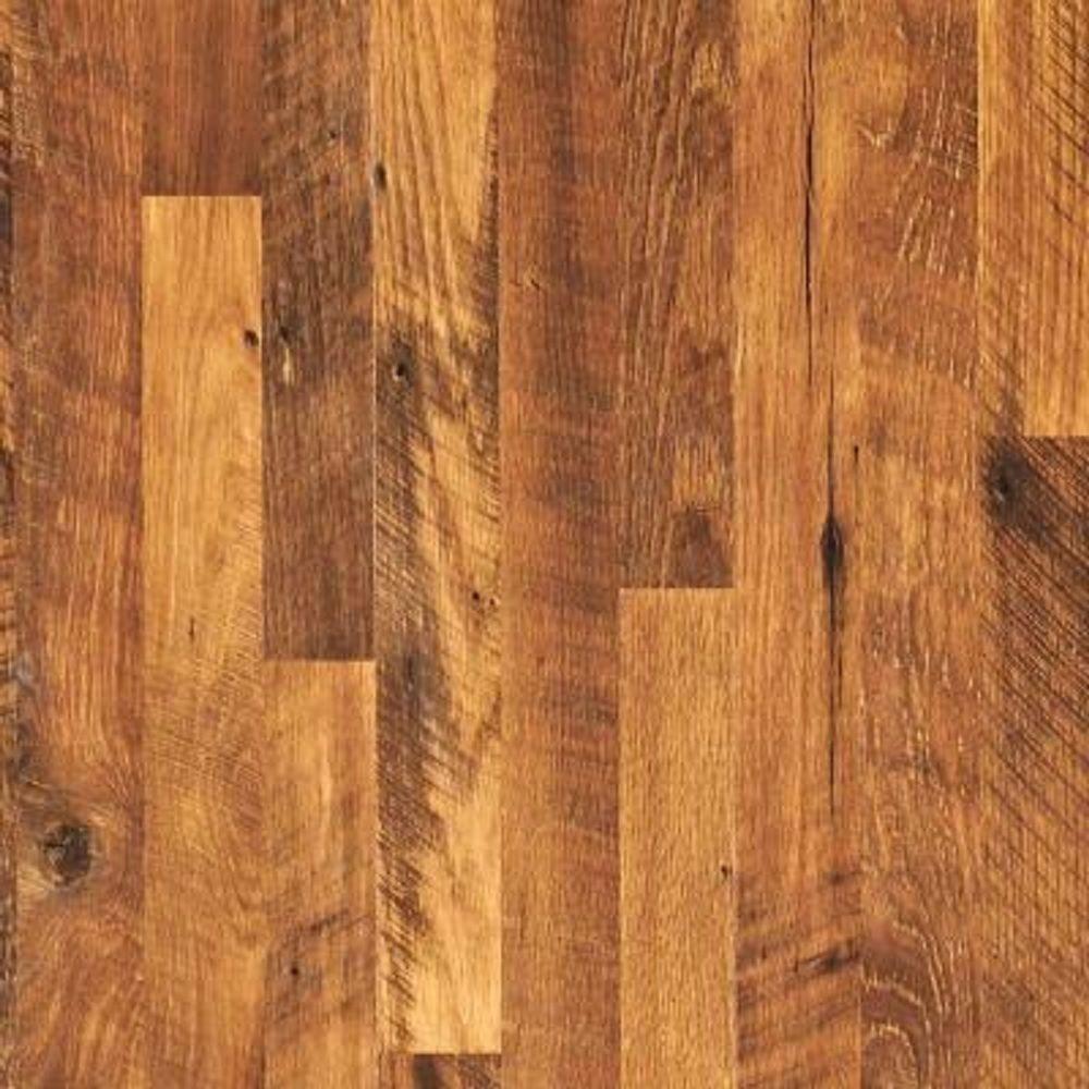 Pergo XP Homestead Oak Laminate Flooring - 5 in. x 7 in. Take Home Sample