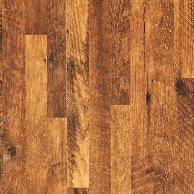 Pergo XP Homestead Oak Laminate Flooring - 5 in. x 7 in. Take Home Sample