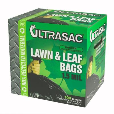 39 Gal. Lawn and Leaf Bags (100 Count)
