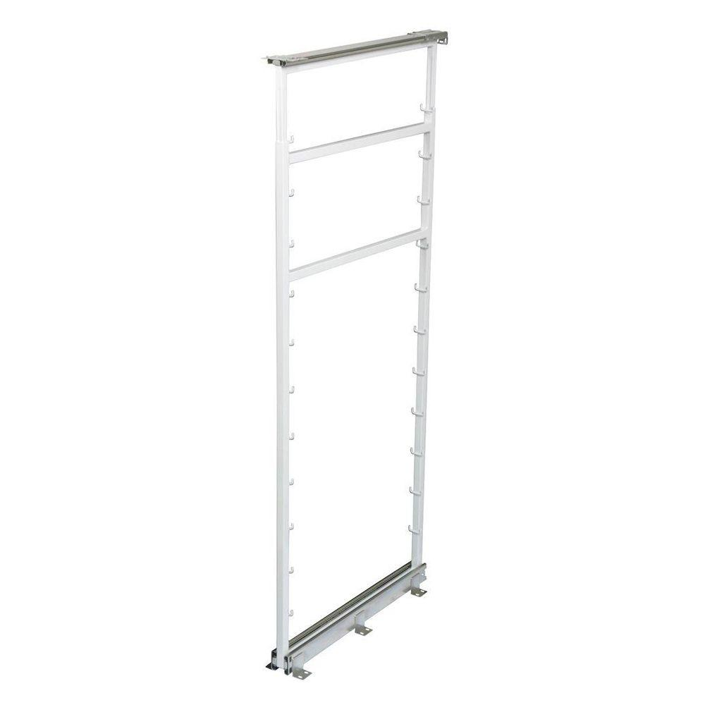 Knape & Vogt 57.38 in. x 3.81 in. x 22.25 in. Pantry Roll Out