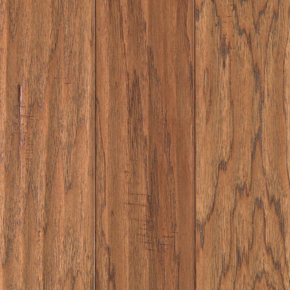 Mohawk Hickory Chestnut Se 3 8 In Thick X 5 1 4