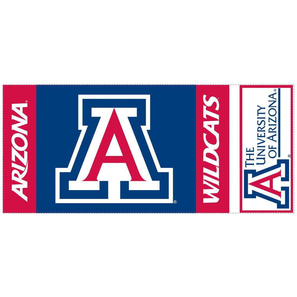 RoomMates University of Arizona Giant Peel and Stick Wall Decals-DISCONTINUED