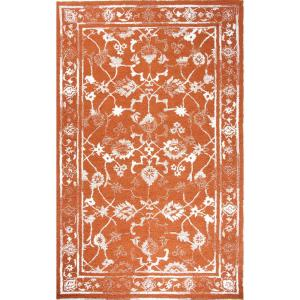 Dynamic Rugs Avalon Copper/Ivory 3 ft. 3 inch x 5 ft. 3 inch Indoor Area Rug by Dynamic Rugs