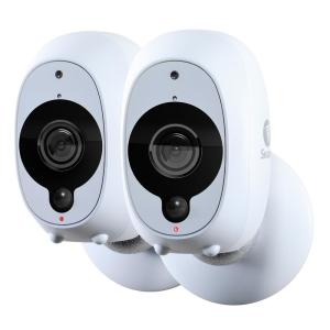 Battery Operated Security Camera >> Swann Smart Security Camera Battery Powered Wireless 1080p Full Hd