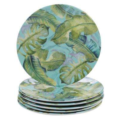 Tropicana Multicolor Salad Plate (Set of 6)