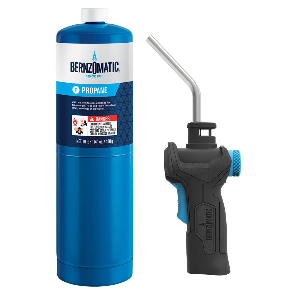 Bernzomatic TS3500KC Multi-Use Torch Kit