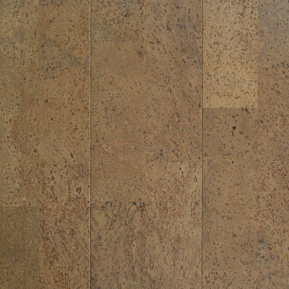 Millstead Take Home Sample - Moonstone Cork Cork Flooring - 5 in. x 7 in.