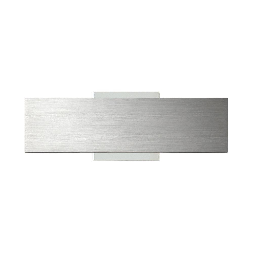 Eurofase Expo Collection 1-Light Small Aluminum LED Wall ...