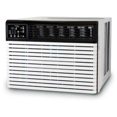 15,400 BTU 115-Volt Window Air Conditioner with LCD Remote Control, Energy Star