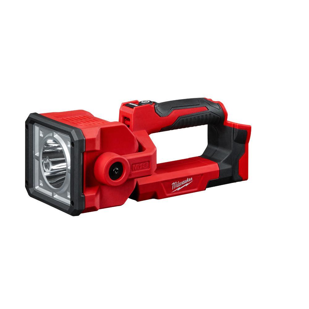 Milwaukee M18 18 Volt Lithium Ion Cordless 1250 Lumen Search Light (Tool
