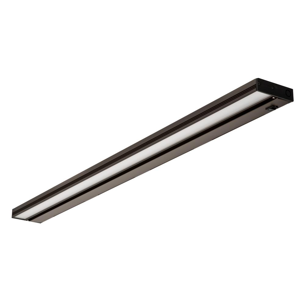 MAXCOR 40 in. Oil-Rubbed Bronze LED Under Cabinet Lighting Fixture