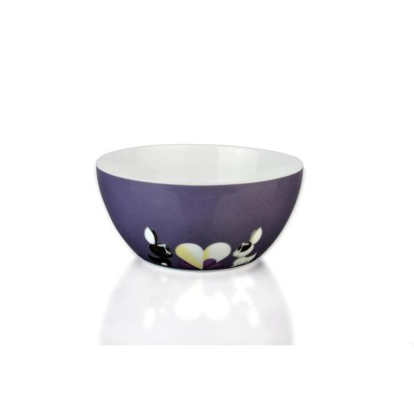 BergHOFF Lover by Lover Purple Cereal Bowl (Set of 2) 3800010