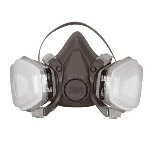 3M Large Paint Project Respirator Mask (Case of 4) by 3M