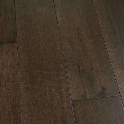 Take Home Sample - Maple Hermosa Engineered Click Hardwood Flooring - 5 in. x 7 in.