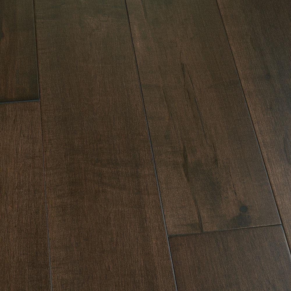 Malibu Wide Plank Take Home Sample Maple Hermosa Engineered Click Hardwood Flooring 5 In. X 7 In.