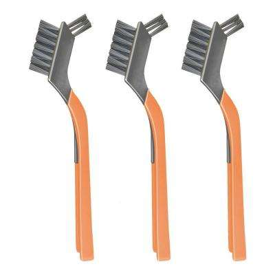 Nylon Mini Brushes (3-Pack)