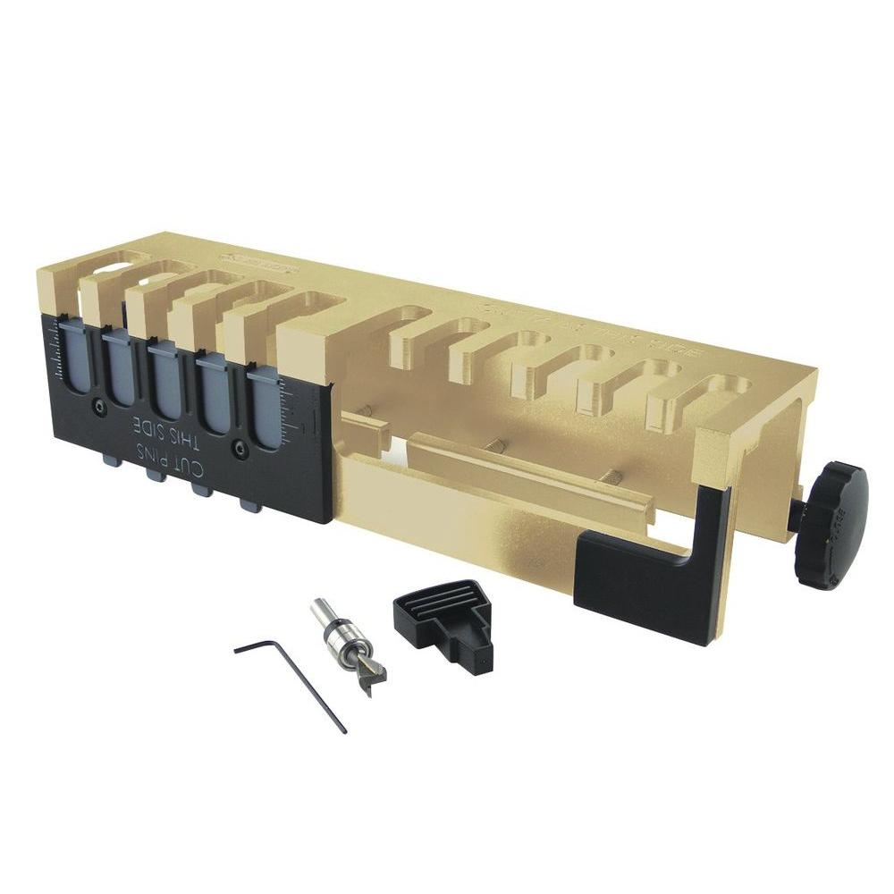 General Tools Mortise and Tenon Jig-870 - The Home Depot