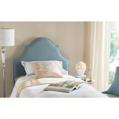 Hallmark Sky Blue Full Headboard