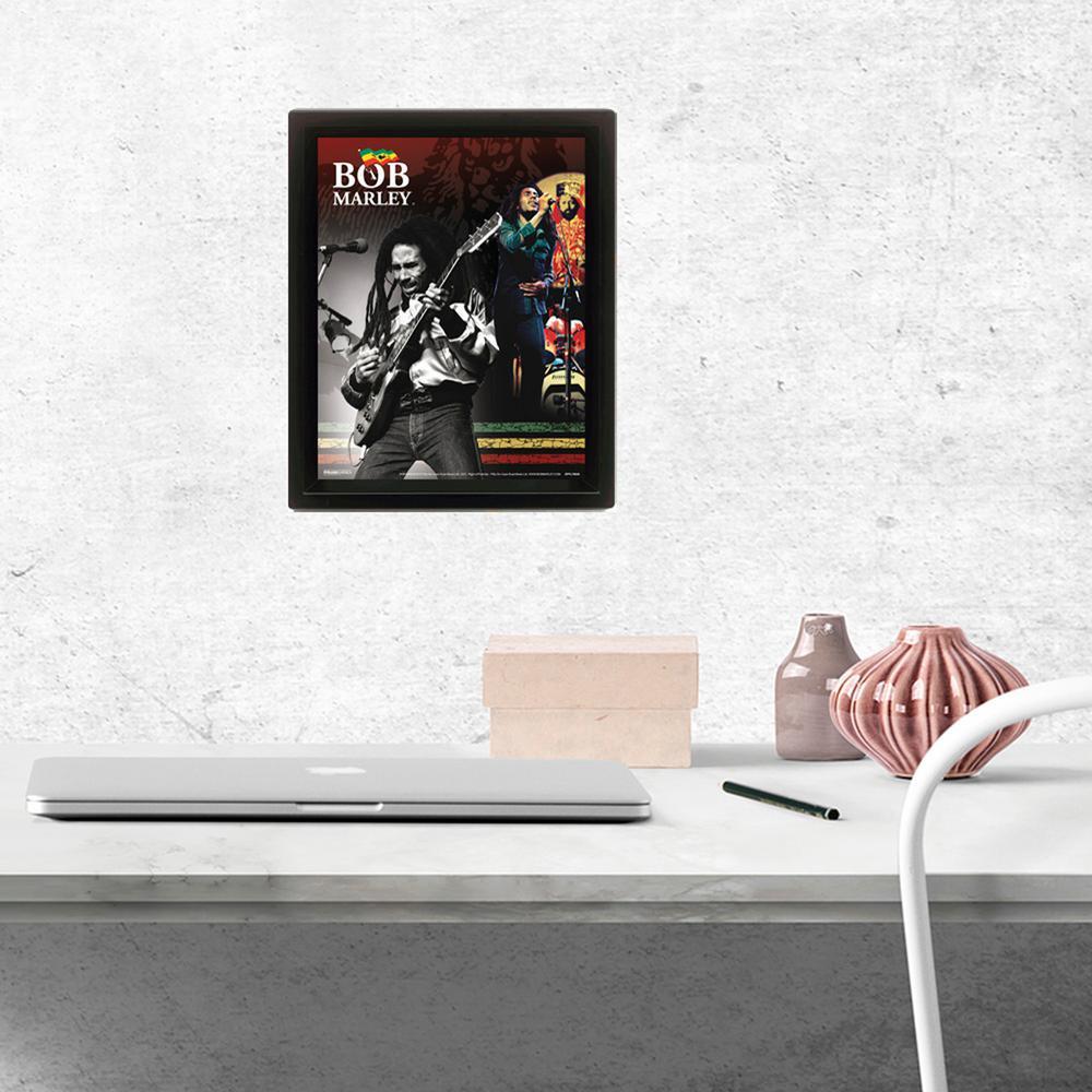 """""""Bob Marley"""" Wall Art"""
