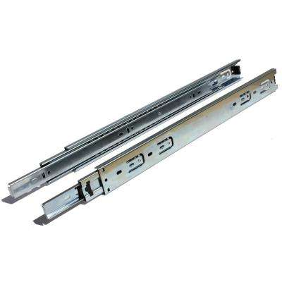 70 Series 28 in. Steel Side-Mount Ball-Bearing Drawer Slide