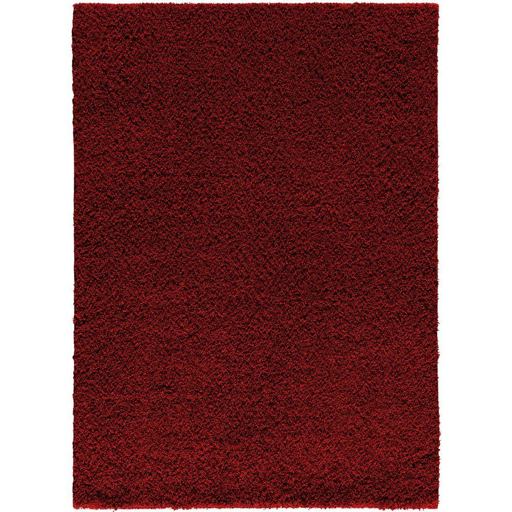 Natco Pacifica Twist Red 7 ft. 6 in. x 10 ft. Area Rug