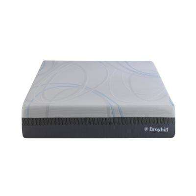 O2 10 inch King Gel Foam Mattress