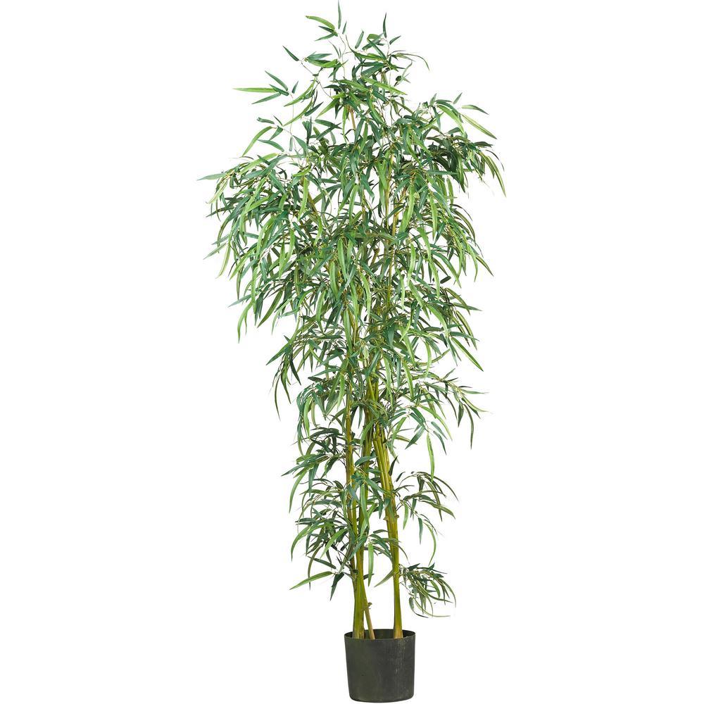 6 ft. Fancy Style Slim Bamboo Silk Tree
