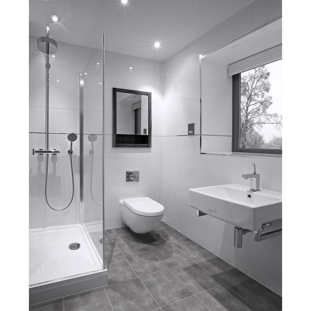 Msi Lismore Gray 12 4 In X Glazed Ceramic Floor And Wall Tile 22 42 Sq Ft Case