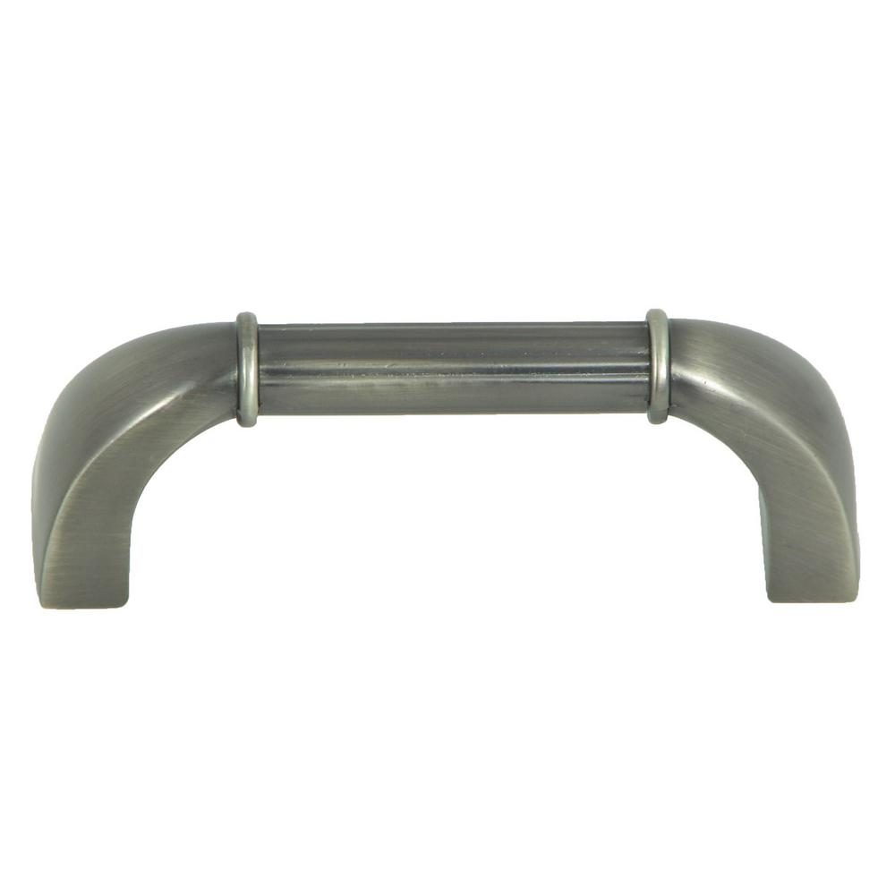 Weathered Nickel Cabinet Pull (10 Pack)