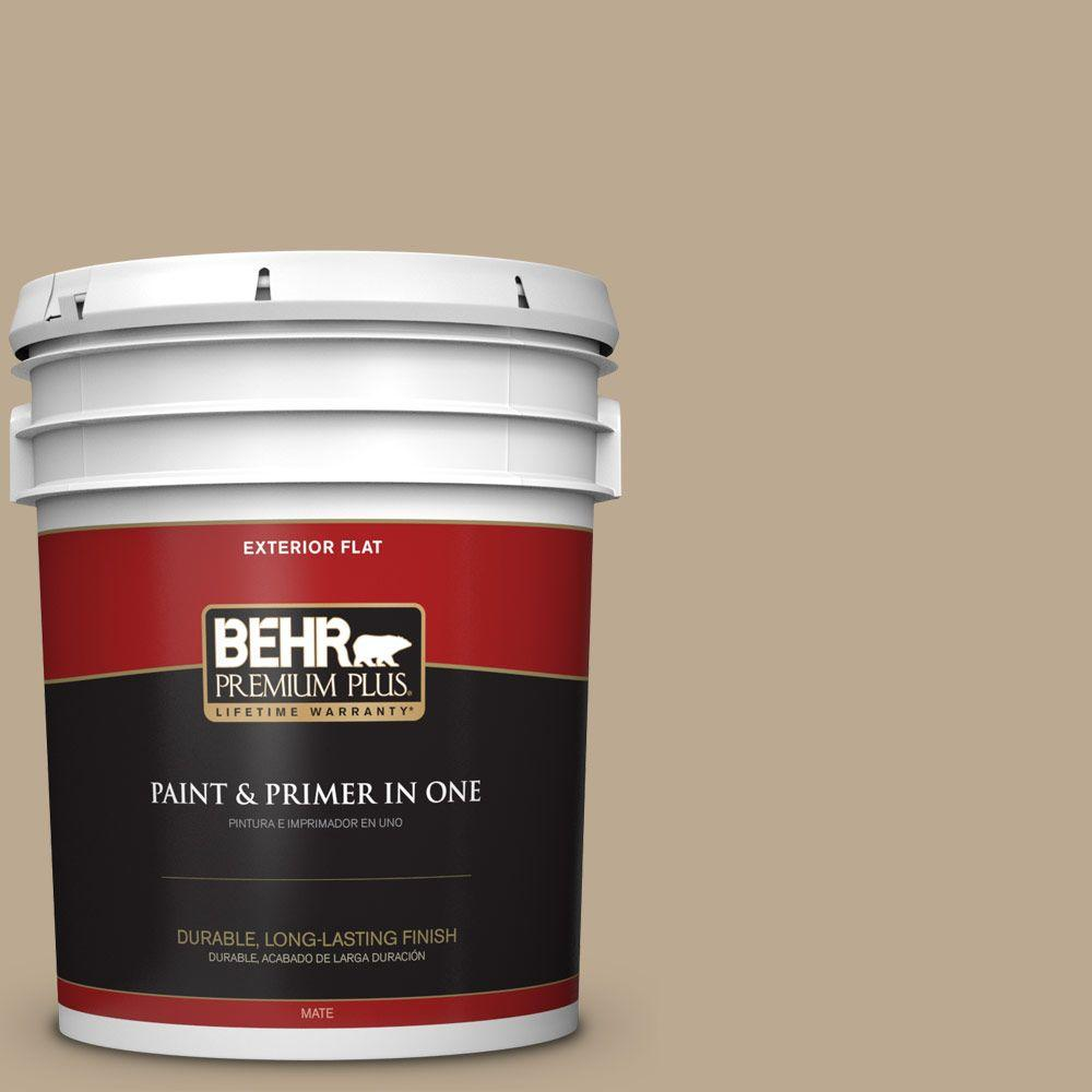 5-gal. #N300-4 Open Canyon Flat Exterior Paint