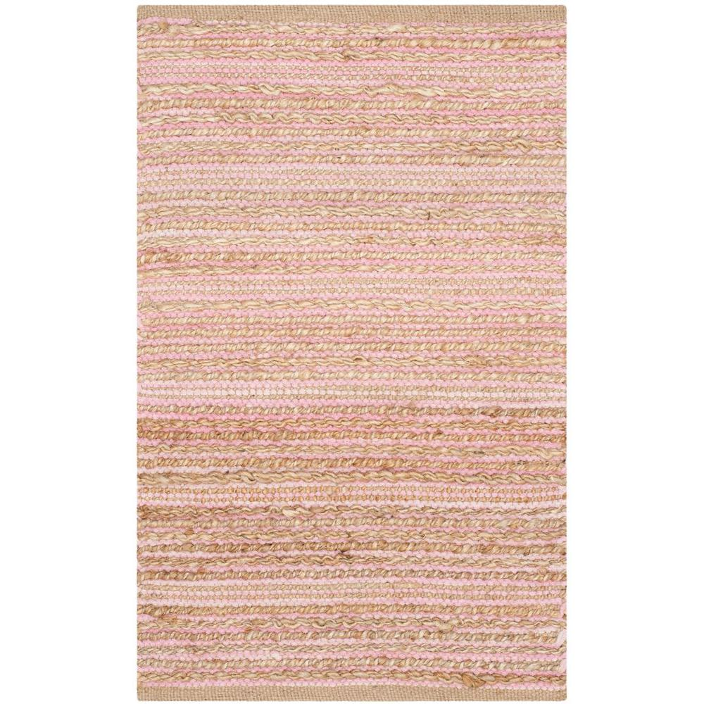 Safavieh Cape Cod Light Pink 2 Ft. X 3 Ft. Area Rug