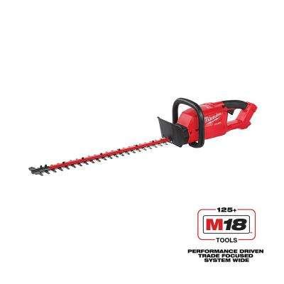 M18 FUEL 18-Volt Lithium-ion Brushless Cordless Hedge Trimmer (Tool Only)